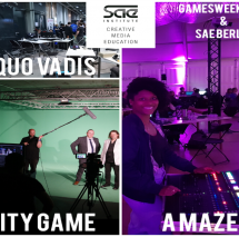 Gamesweek 2018 BERLIN - SAE NEWS APRIL