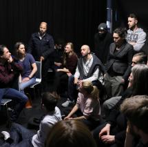 SAE BERLIN: Regie-Seminar Elmar Fischer