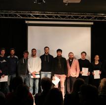 SAE Berlin: Diploma Award 914