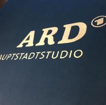 Exkursion in die ARD Hauptstadtstudios