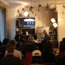 "Europe's very first ""A Celebration Of Music Technology"" IMSTA FESTA @ SAE Berlin was a blast!"