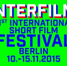 SAE BERLIN - 31. internationale Kurzfilmfestival interfilm