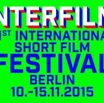 SAE BERLIN - 31. internationale Kurzfilmfestival interfilm