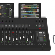 Mixing-Workshop Mackie Axis - Digital Mixing System