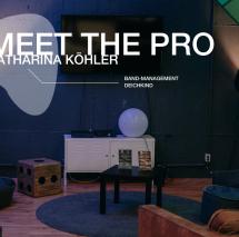 SAE - Meet The Pro - Katharina Köhler