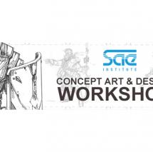 SAE Institute Stuttgart - Concept Art & Design Workshop