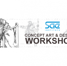SAE Institute Stuttgart - Concept Art & Design Workshop