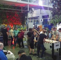 SAE Berlin: Kooperation Typo3 Camp / SAE Institute