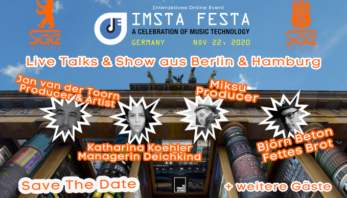 IMSTA FESTA - A Celebration Of Music Technology