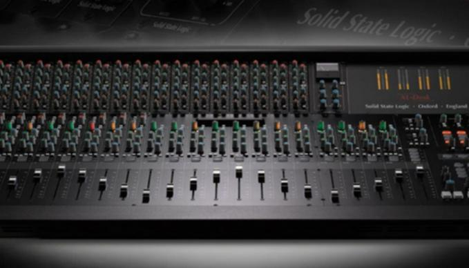 SAE Institute Stuttgart - SSL XL-Desk Germany Tour 2015