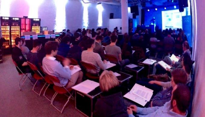 SAE Institute Hamburg - Studienstart! Herzlich willkommen in der Medienindustrie!