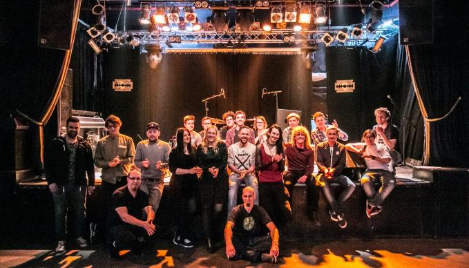 SAE Institute Hamburg - Praxisworkshop im Live-Club