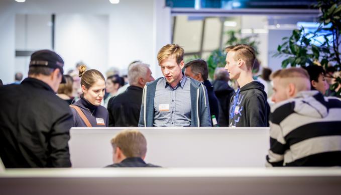 Workshow 2017 im Hambugrer Medienbunker mit Sebastian Twele