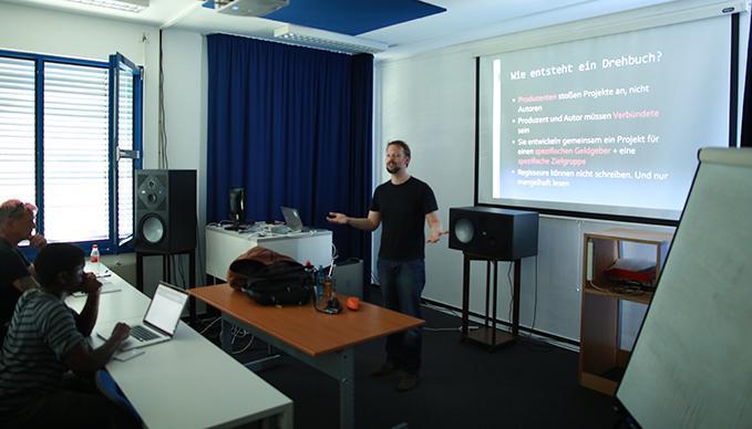 SAE Institute Berlin - Storytelling Seminar
