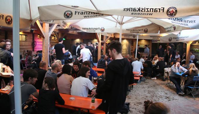 SAE BERLIN: The big Berliner Summer Party of 2017