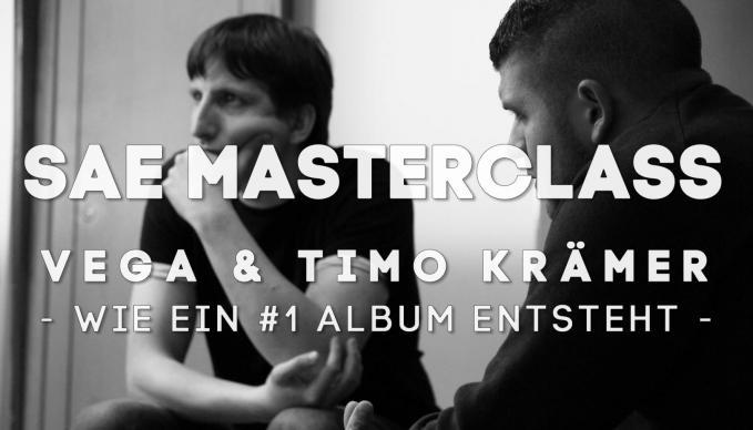 Vega Hamburg HipHop Workshop Masterclass SAE Sebastian Twele