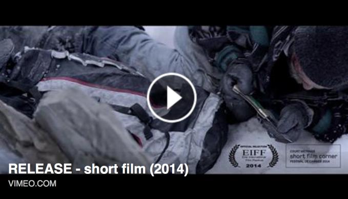 """Jannik Tesch (Filmprodukion """"Release"""")"""