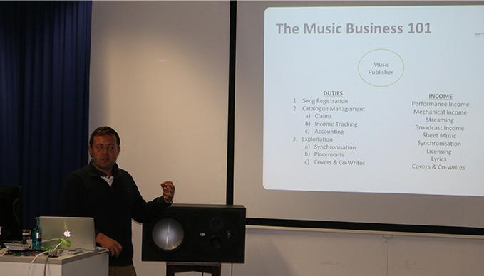 Sentric / WTF is Music Publishing