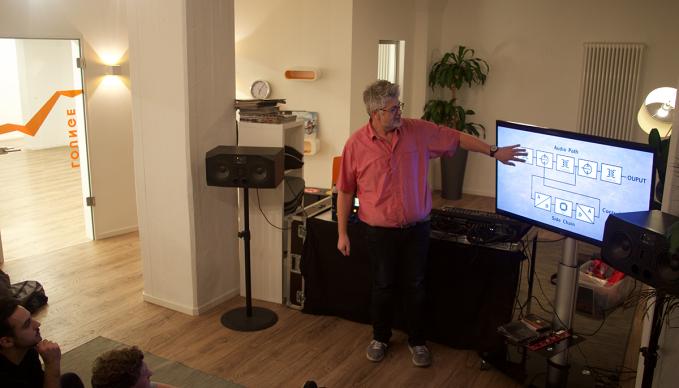 BERLIN - Meet Tegeler Audio Manufaktur @ SAE Berlin