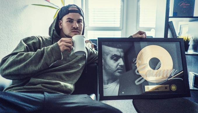 Gold für unseren Film Absolvent Nicolas Kasten