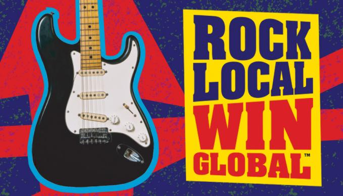 "Jury beim Bandcontest ""Hard Rock Rising"""