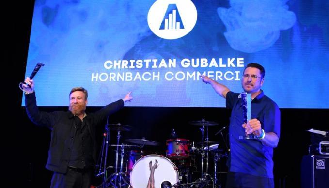 Award für Berliner Alumni Christian Gubalke