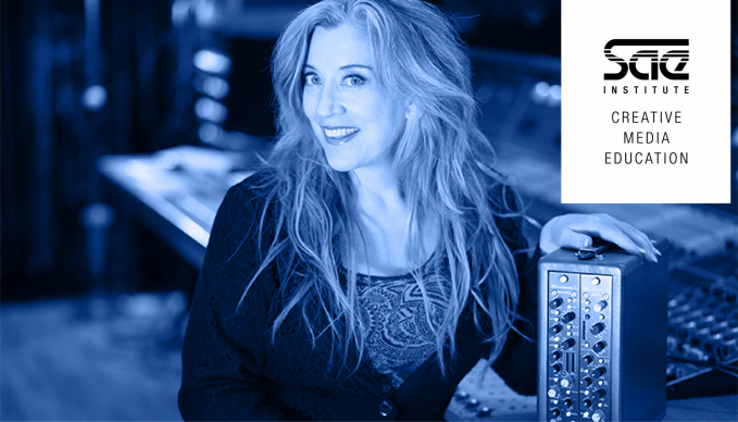 SAE Meet the professionals Sylvia Massy