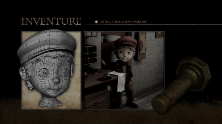 Inventure - Character Design