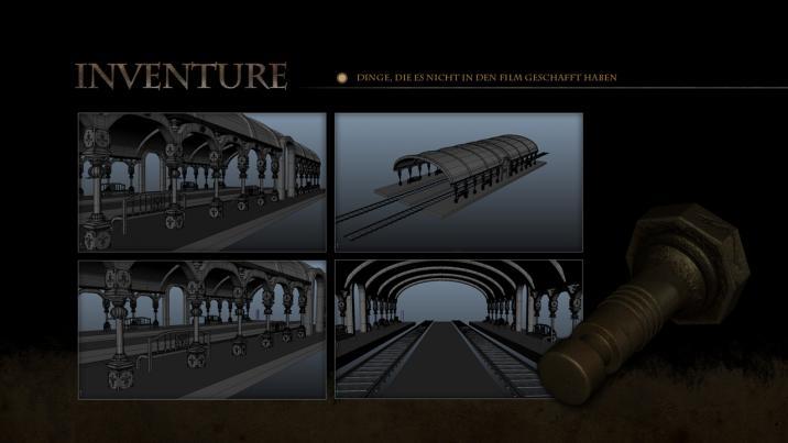 Inventure - Train Station