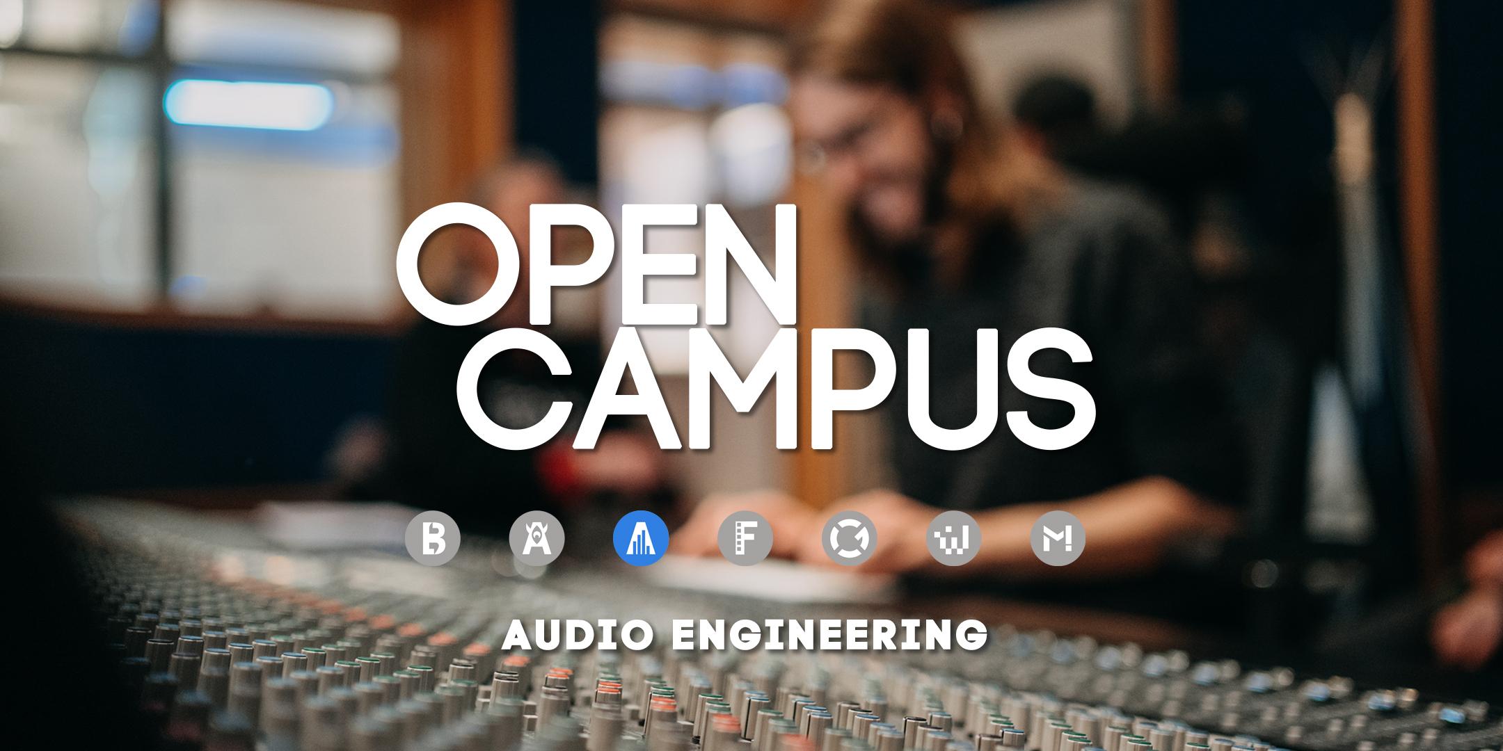 Fachbreiech: Audio