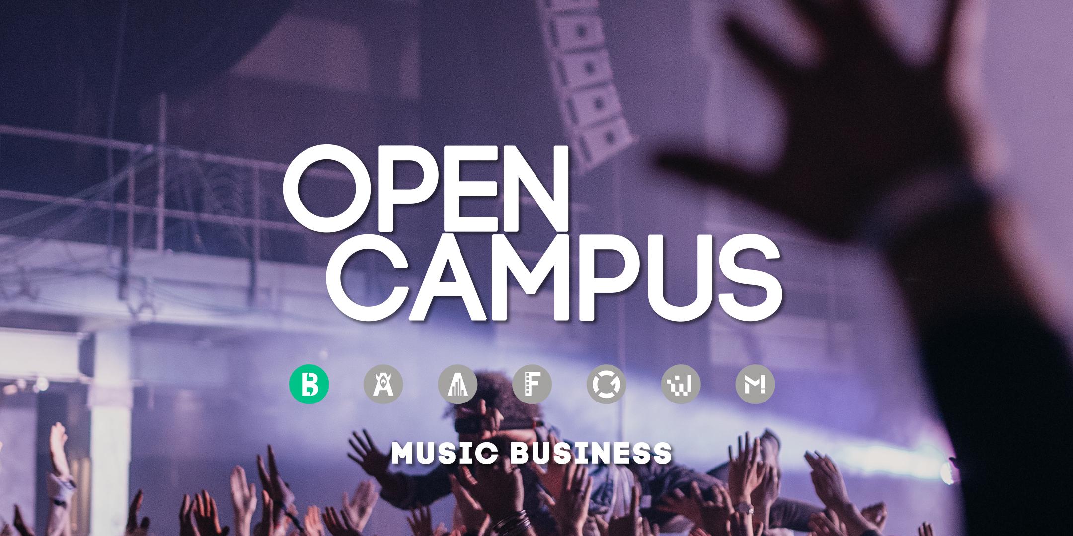 Fachbreiech: Music Business